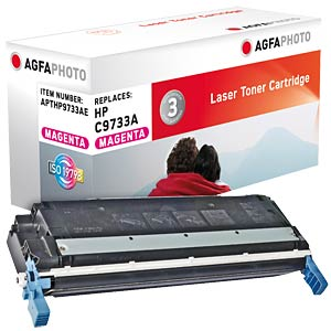 Toner for HP Color LaserJet 5500, magenta AGFAPHOTO APTHP9733AE