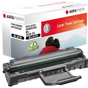 Toner for Samsung ML2010, black AGFAPHOTO APTS2010E