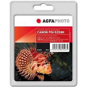 Tinte - Canon - schwarz - PGI-525 - refill AGFAPHOTO APCPGI525BD
