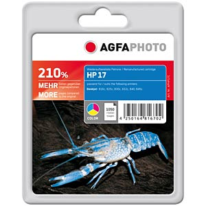 Tinte - HP - Multipack - 88XL - refill AGFAPHOTO APHP17C