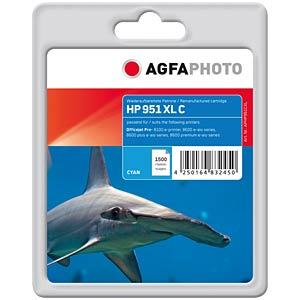 Tinte - HP - cyan - 951XL - refill AGFAPHOTO APHP951CXL