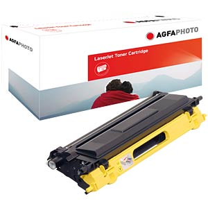 Toner for DCP-940CN/HL-4040CN…, yellow AGFAPHOTO APTBTN135YE