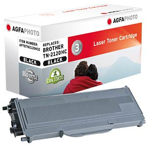Toner for Brother HL-2140, black AGFAPHOTO APTBTN2120HCE