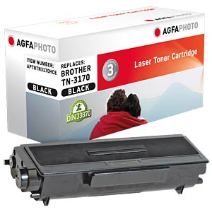 Toner for Brother HL-2240, black AGFAPHOTO APTBTN3170HCE