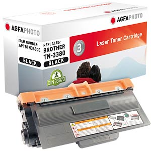 Toner for Brother HL-5440, black AGFAPHOTO APTBTN3380E