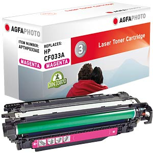 Toner for HP CLJ Enterprise CM 4540 MFP AGFAPHOTO APTHP033AE