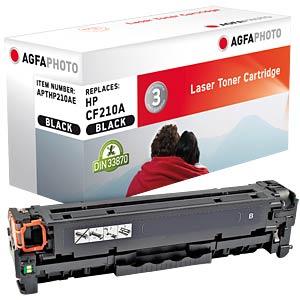 Toner for HP LaserJet Pro 200, black AGFAPHOTO APTHP210AE