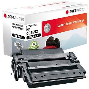 Toner for HP LaserJet P3015 AGFAPHOTO APTHP255XE