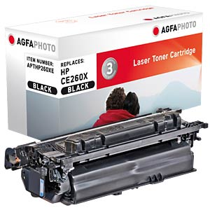 Toner for HP LaserJet Enterprise CP4525 AGFAPHOTO APTHP260XE