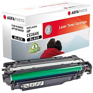 Toner for HP CLJ Enterprise CM 4540 MFP AGFAPHOTO APTHP264XE