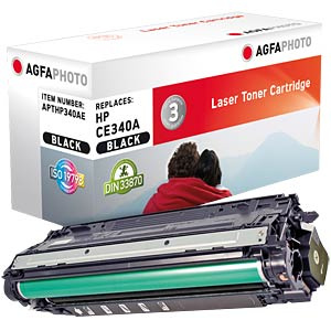 Toner for HP LaserJet Enterprise 700, black AGFAPHOTO APTHP340AE