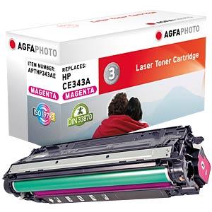 Toner for HP LaserJet Enterprise 700, magenta AGFAPHOTO APTHP343AE