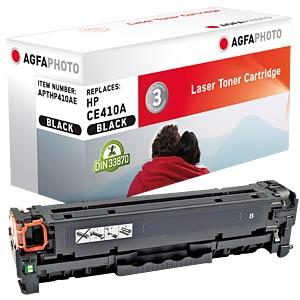 Toner für HP Laserjet PRO 400, schwarz AGFAPHOTO APTHP410AE
