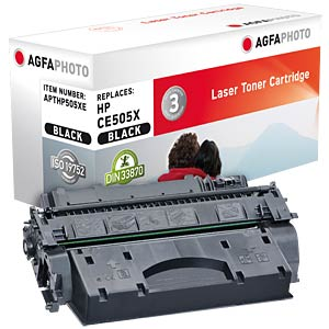 Toner for HP P2055 AGFAPHOTO APTHP505XE