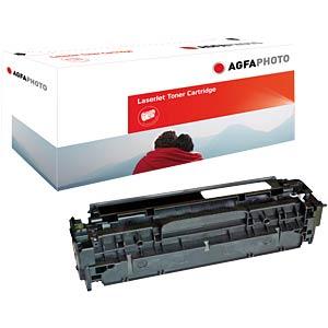Toner for HP CP2025N, CM2320FXI…, black AGFAPHOTO APTHP530AE
