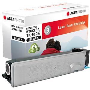 Toner for Kyocera FS-C5020, black AGFAPHOTO APTK510BE