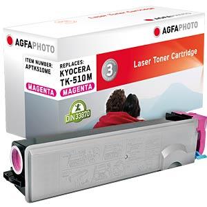 Toner for Kyocera FS-C5020, magenta AGFAPHOTO APTK510ME