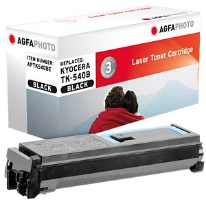 Toner for Kyocera FS-5100, black AGFAPHOTO APTK540BE