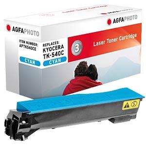Toner for Kyocera FS-5100, cyan AGFAPHOTO APTK540CE