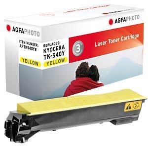 Toner for Kyocera FS-5100, yellow AGFAPHOTO APTK540YE