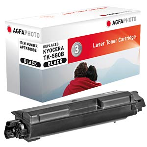 Toner for Kyocera FS-5150, black AGFAPHOTO APTK580BE