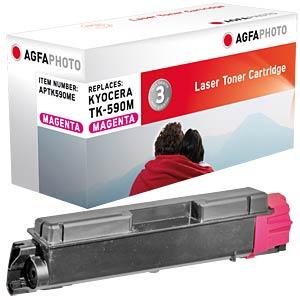 Toner for Kyocera FS-5250, magenta AGFAPHOTO APTK590ME