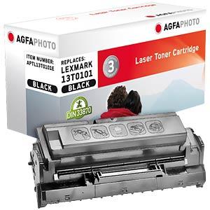 Toner for Lexmark Optra E 310, black AGFAPHOTO APTL13T0101E