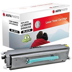 Toner for Lexmark E 450, black AGFAPHOTO APTL450A21E