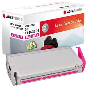 Toner for OKI C 7300, magenta AGFAPHOTO APTO41963006E
