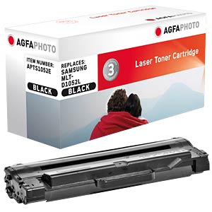 Toner for Samsung ML 1910, black AGFAPHOTO APTS1052E