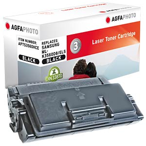 Toner for Samsung ML-3560/3561, black AGFAPHOTO APTS3560HCE