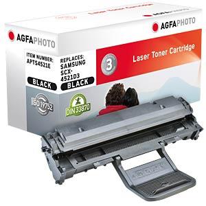 Toner for Samsung SCX-4521 F/FR, black AGFAPHOTO APTS4521E