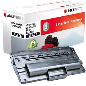 Toner for Samsung SCX-4720/4520, black AGFAPHOTO APTS4720E