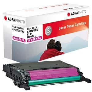 Toner for Samsung CLP 670, magenta AGFAPHOTO APTS5082ME