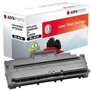Toner for Samsung SF-5100, black AGFAPHOTO APTS5100E