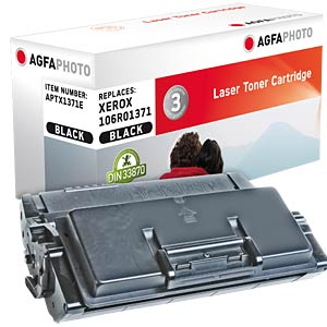 Toner for Xerox Phaser 3600, black AGFAPHOTO APTX1371E