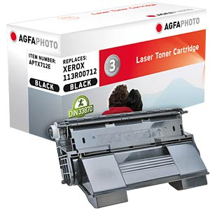 Toner for Xerox Phaser 4510, black AGFAPHOTO APTX712E
