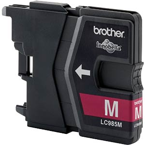 Tinte - Brother - magenta - original BROTHER LC985M