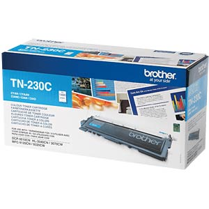 Toner - Brother - cyan - TN-230 - original BROTHER TN230C