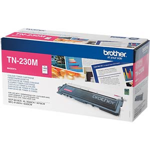 Toner - Brother - magenta - TN-230 - original BROTHER TN230M