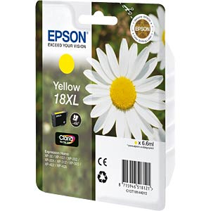Yellow XL: Expression Home XP-102 EPSON C13T18144010