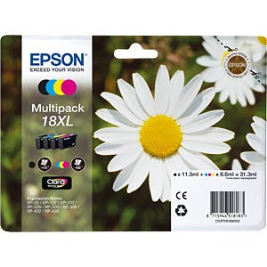 Multi-pack XL: Expression Home XP-102 EPSON C13T18164010