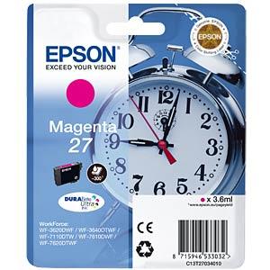 Tinte - Epson - magenta - T2703 - original EPSON C13T27034012