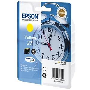 Tinte - Epson - gelb - T2704 - original EPSON C13T27044012