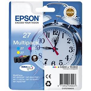 Tinte - Epson - Multipack - T2705 - original EPSON C13T27054012