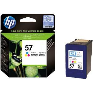 Tinte - HP - 3 farbig - 57 - original HEWLETT PACKARD C6657AE