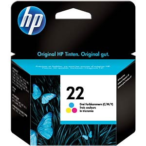 3-colour: HP PSC 1410/1415 HEWLETT PACKARD C9352AE