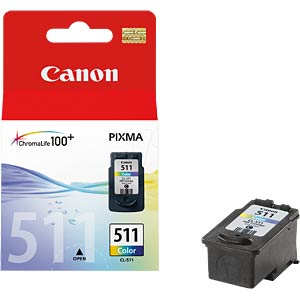 Colour: Canon PIXMA MP480, MP240, MP260 CANON 2972B001