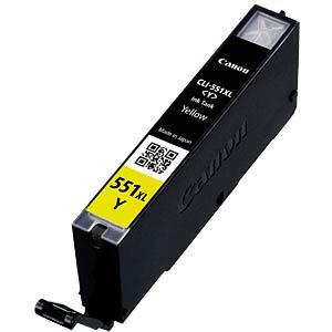 Tinte - Canon - gelb - CLI-551XL - original CANON 6446B001