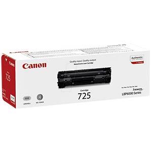 Toner - Canon - schwarz - 725 - original CANON 3484B002